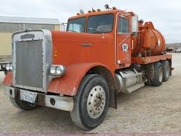 100 Vacuum Trucks For Sale 1980 Freightliner FLC11564T Vacuum Truck Item J7660 SOL