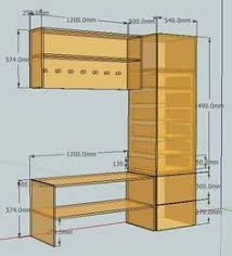 tutorial from ana white on using google sketchup a free cad