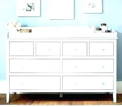 White Dining Room Hutch Baby Dresser And Changing Table