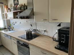 küche in zwei zeilen