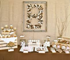 Pictures On Rustic Country Bridal Shower Ideas Wedding Pen N Paper Flowers Real Parties