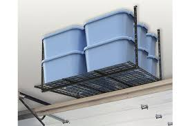 Hyloft Ceiling Storage Unit Instructions by Top 10 Best Ceiling Mounted Storage Racks For Garage In 2017