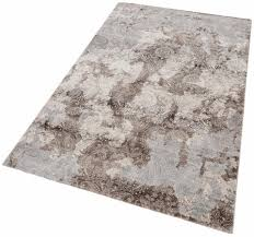 teppich edina merinos rechteckig höhe 12 mm vintage design hoch tief effekt wohnzimmer kaufen otto