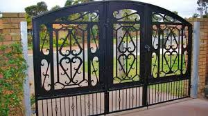 40 Creative GATE Ideas 2017 - Amazing Gate Home Design Part.4 ... Driveway Wood Fence Gate Design Ideas Deck Fencing Spindle Gate Designs For Homes Modern Gates Home Tattoo Bloom Side Designs For Home Aloinfo Aloinfo Front Design Ideas Awesome India Homes Photos Interior Stainless Steel Price Metal Pictures Latest Modern House Costa Maresme Com Models Iron Main Entrance The 40 Entrances Designed To Impress Architecture Beast Entrance Kerala A Beautiful From