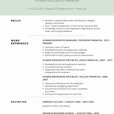 Finance And Insurance Manager Resume Professional Farmer Resume