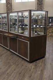 Custom Designed Gun Display Case For Thunderbird Tactical Design Cases Your Retail