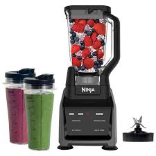 Ninja Intelli Sense DUO Touch Screen 1200 Watt Blender With Additional Extractor Blades Blenders