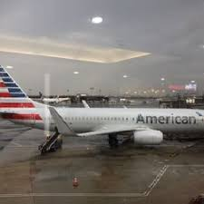 of American Airlines Newark NJ United States
