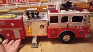 100 Tonka Fire Rescue Truck 36 03473 Toy YouTube