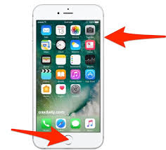 How to Take Screen Shots in iOS 11 and iOS 10