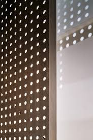 100 Andy Martin Associates Perforated Steel And Pavement Lights Let The Sun Pierce