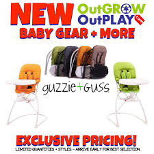 💥💥$89 Guzzie + Guss BLOWOUT 💥💥 Tiblit... - OutGROW ... Guzzie Guss Banquet Highchair Orange Guzzieguss Perch Haing Highchair Guzzie High Chair Latte Guss Pink N Blue G G201 Table Red The Best Chairs Also Mom Black 20 Guide To Portable Chasing The Ppt Hook On Features And Benefits Graco Simple Switch In Pasadena New Free Shipping Travel For Baby Can