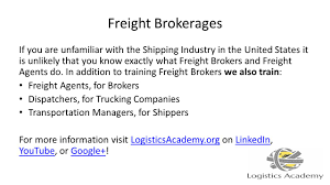 Job Description For Freight Brokers And Freight Agents ... Selecting A Freight Broker Jimenez Logistics How To Become A Bystep Guide Industry News Archives Logistiq Insurance Brokers Trucking Companies Dont Mess With Cheap 30 Best Images On Pinterest Truck Parts Business Brokers Can Not Perform Any Brokerage Service Under Interactive Dispatch Traing Course Learndispatch Agent Job Description Takenosumicom Office Broker Traing School Truck License Classes Beautiful Cards Card Gallery Tow Building Carrier Database To Move Your New Owner