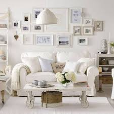 Living Room Pretty Home Interior Design Ideas In Simple White On Decorating