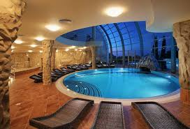Best 46 Indoor Swimming Pool Design Ideas For Your Home With House
