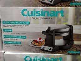 Cuisinart Single Belgian Waffle Maker Costco 3