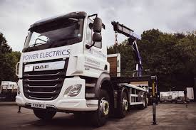 100 Daf Truck DAF S And Power Electrics Support Ultraclean HVO Fuel At