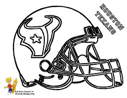 Slide Crayon On AFC Football Helmet Coloring Pictures Now Kids Can Have Print Outs Of NFL Sports Buffalo Bills Chiefs Raiders
