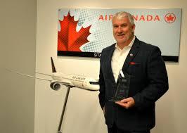 bureau air paxnewswest air canada s duncan bureau is s president
