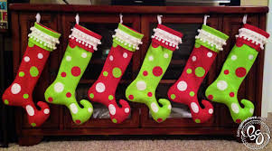 Whoville Christmas Tree by Whoville Christmas Stockings Being Genevieve