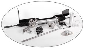 1967-72 Chevy C-10 Truck Power Rack And Pinion Cradle Kit - Polished ...
