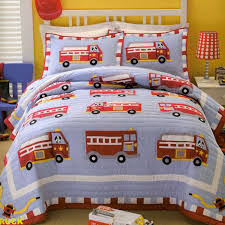 Bedding : Exciting Fire Truck Sheets Full Amazon Com Carter S ...