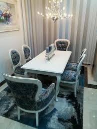 esstisch designer sitz lehnstühle stuhl garnitur tisch 6 stühle set esszimmer