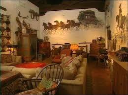 Western Living Room Designs Cowboy Rustic Ideas