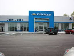 Chevy Dealer | Used Cars Scottsburg, IN | John Jones Scottsburg