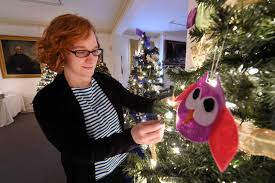 Xmas Tree Farms Albany Ny by Schenectady Hosts Festival Of Trees Times Union
