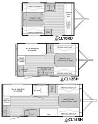 Travel Trailer Floor Plans With Bunk Beds by Index Of Rvreports 3 Images