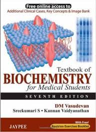 Textbook Of Biochemistry For Medical Students PDF 7th Edition
