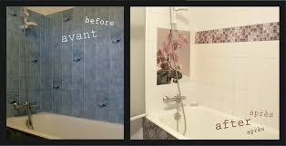 stickers carrelage salle de bain beautiful stickers salle de bain carrelage photos lalawgroup us