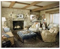 Encantadora casa de campo inglés sal³n chimenea imágenes de ideas