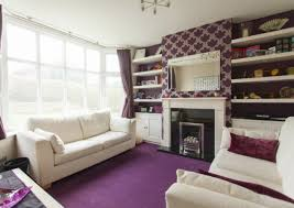 The Carpet In Sitting Room Is From TR Hayes Of Bath And Wallpaper