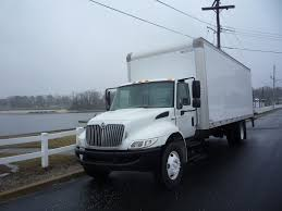 USED 2010 INTERNATIONAL 4300 BOX VAN TRUCK FOR SALE IN IN NEW JERSEY ...