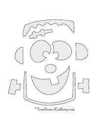 Yoda Pumpkin Pattern Free by 100 Halloween Cutouts Printable 467 Best Halloween Stencils