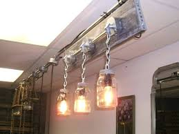 Rustic Lighting Ideas Lights Fixtures Image Of Industrial For Kitchen