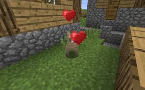 Minecraft Pumpkin Seeds Pe by Minecraft 1 8 Village With Rabbits Epic Minecraft Seeds