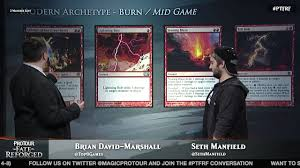 Mtg Deck Archetypes Modern by Pro Tour Fate Reforged Modern Archetypes Burn With Seth Manfield