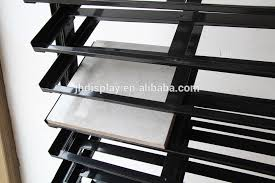 sale granite and marble tile display stand for shop buy