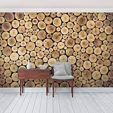 apalis tapete holzoptik vliestapete homey firewood