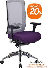 lignes bureau fauteuil de bureau ergonomique synchrone et design oslo avec dossier