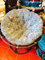 Pier One Rocking Chair Cushions by Decorating Rattan Papasan Chair With Beautiful Papasan Chair
