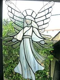Stained Glass Angels By Angel Pattern