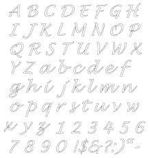Best Ideas Best Printable Stencil Letters Epic Free Printable