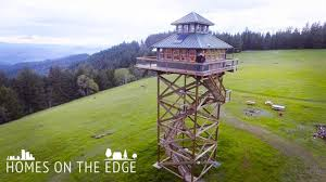 104 House Tower Our Fire In The Sky Homes On The Edge Youtube