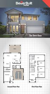 100 Conex Housing House Plans And The Demi Rose Double Storey House Design