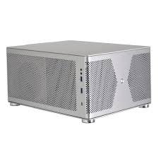 Lian Li Computer Desk by Lian Li Pc Q50 Mini Itx Chassis Debuts Pc Q50 Lian Li Mini Itx