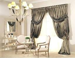 Kitchen Curtain Ideas For Large Windows by Ideas For Curtains U2013 Teawing Co